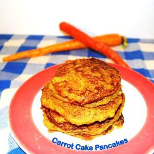 20140423 carrot cake pancakes