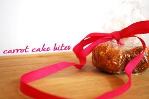carrot cake bites 2
